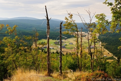 Pohledy z Bukovce na Jizerku