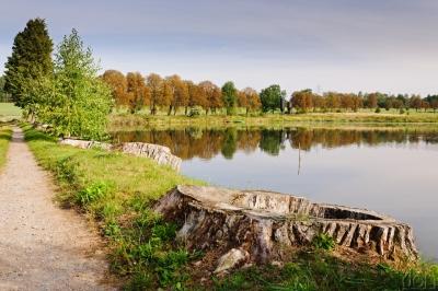 Rybník Cunát