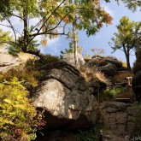 Cestou na Polední kameny
