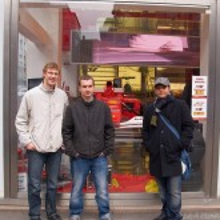 Honza, Ivo a Lukáš si kupují nové auto...