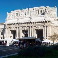 Milánské hlavní nádraží