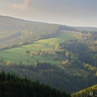 Pohled na osadu Kamenité
