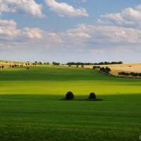 Krajina Jižních Čech u Chraštiček