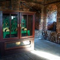 Vnitřek Piastovské věže