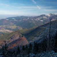 Údolí Ostravice a Lysá hora