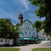 Štramberské náměstí - hotel Šipka