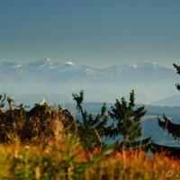 Pohled z Velkého Polomu na Tatry