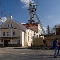 Povrchový komplex Wieliczkých dolů